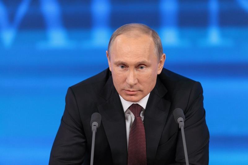 Vladimir Putin Foto: Kremlin