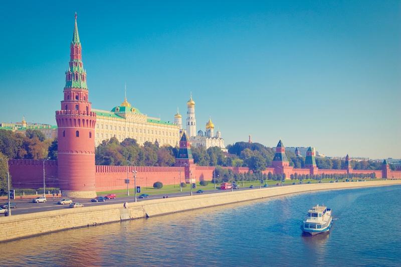 Kreml  Foto: Dreamstime