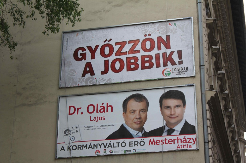 Ungarn valg1