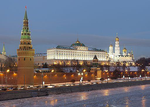 Kreml Foto: Pavel Kazachkov
