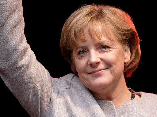 Den tyske kansler Angela Merkel Foto: Aleph