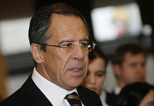 Den russiske udenrigsminister Sergej Lavrov  Foto: Presidential Press and Information Office of Russia