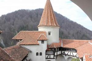 Udsigten fra slottet Foto: Ota Tiefenböck