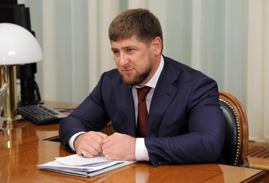 Ramzan Kadyrov  Foto: Goverment.ru