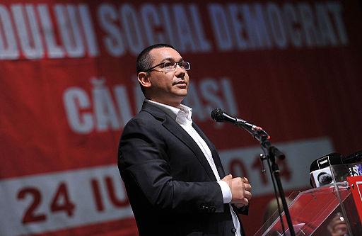 Rumæniens premierminister Victor Ponta og hele den rumænske regering går af Foto: Partidul Social Democrat