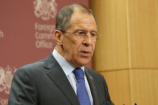 Sergej Lavrov  Foto:  Foreign and Commonwealth Office