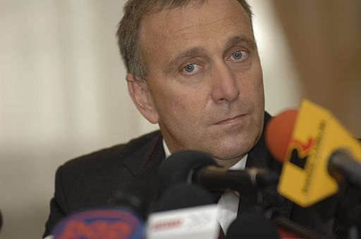 Borgerplatformens formand Grzegorz Schetyna Foto: Aargambit