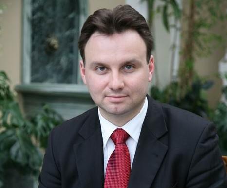 Andrzej Duda overtog præsidentposten den 6. august Foto: Archiwum Kancelarii Prezydenta RP