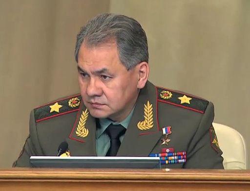 Sergej Sjojgu Foto: Kremlin