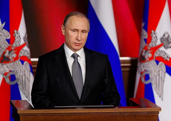 Vladimir Putin Foto- Mil.ru