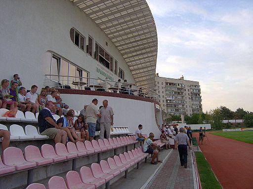 Ahrarne Sport Arena på Krim Foto: kaevi