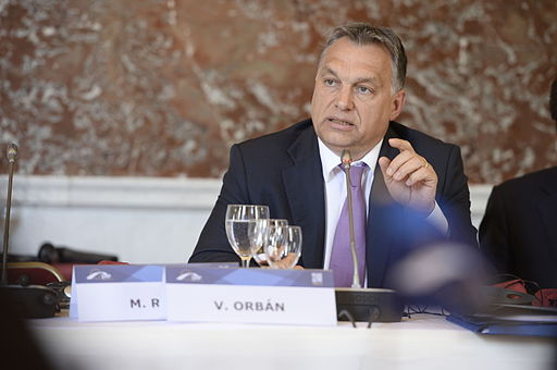 Viktor Orbán Foto: European People's Party