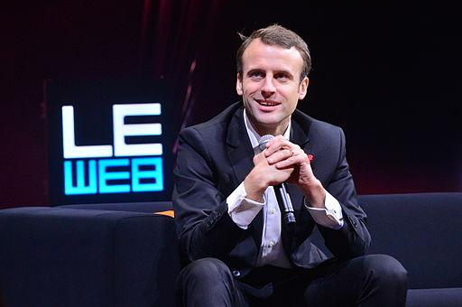 Emmanuel Macron Foto: OFFICIAL LEWEB PHOTOS