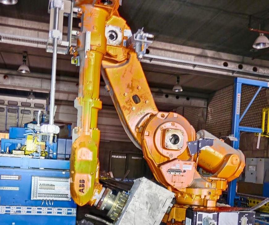 Kuka-robot. Foto: Fernost / Wikimedia Commons
