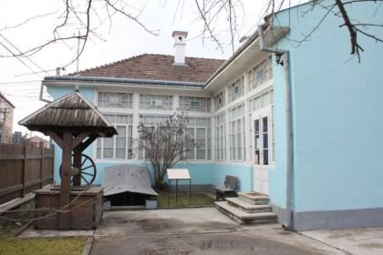 Elie Wisels barndomshjem nu Holocaust museum i Sighetu Marmatei Foto: Ota Tiefenböck