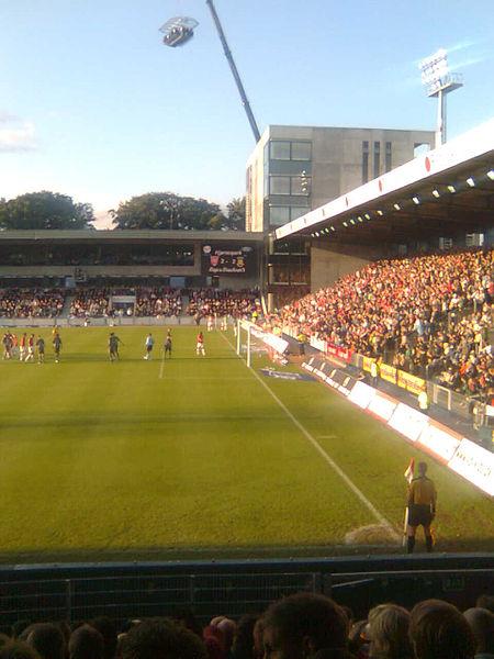 Vejle Stadion. Foto: WikiWikiWuhuu