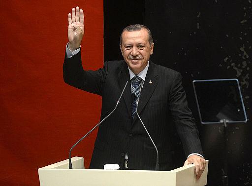 Recp Tayyip Erdogan Foto: R4BIA.com