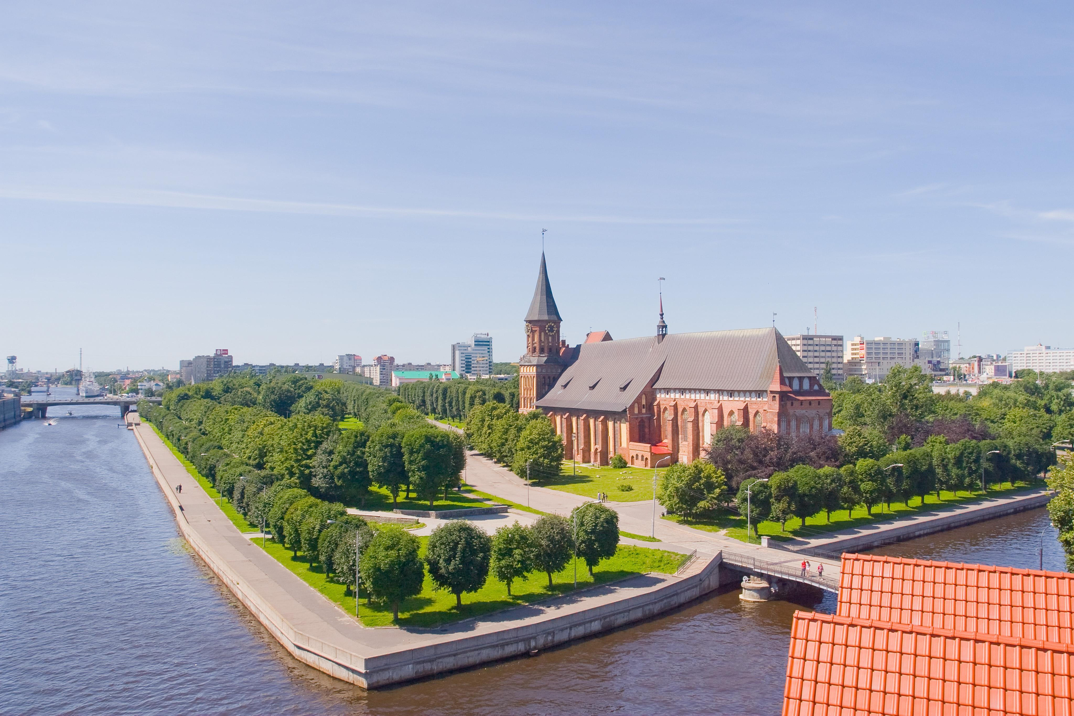 Kaliningrad, domkirkeøen. Foto: Ildar Gumerov