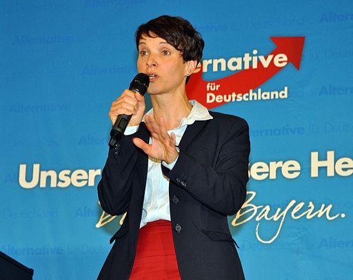 Frauke Petry  Foto: Harald Bischoff