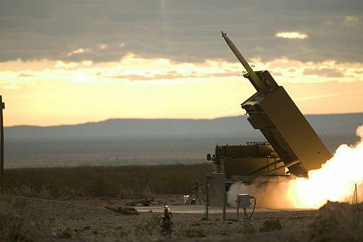 GMLRS missil Foto: Mike Weston abipp