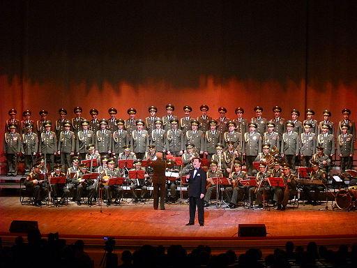 62 medlemmer af Alexandrov Ensemble mistede livet søndagens flyulykke i Rusland Foto: Loraine