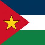 Dette er ifølge initiativtagerne til San Escobars Facebook site San Escobars flag