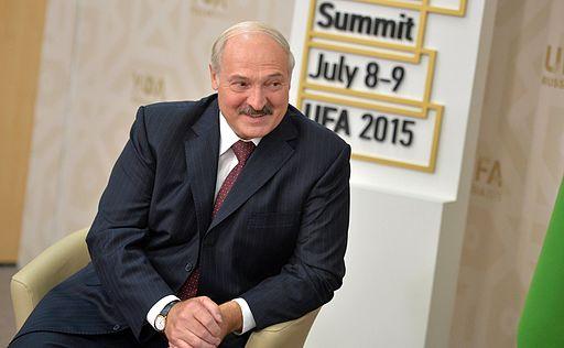Lukasjenko, her under et møde med Putin Foto: kremlin.ru