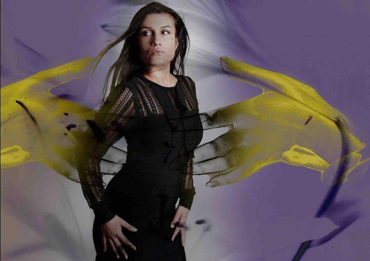 Ungarsk Svensk Dansk Sangerinde Præsenterer Sit Debut Album Mr East